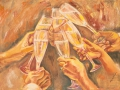 """""""Cheers""""  (50x70, oil/canvas)"""
