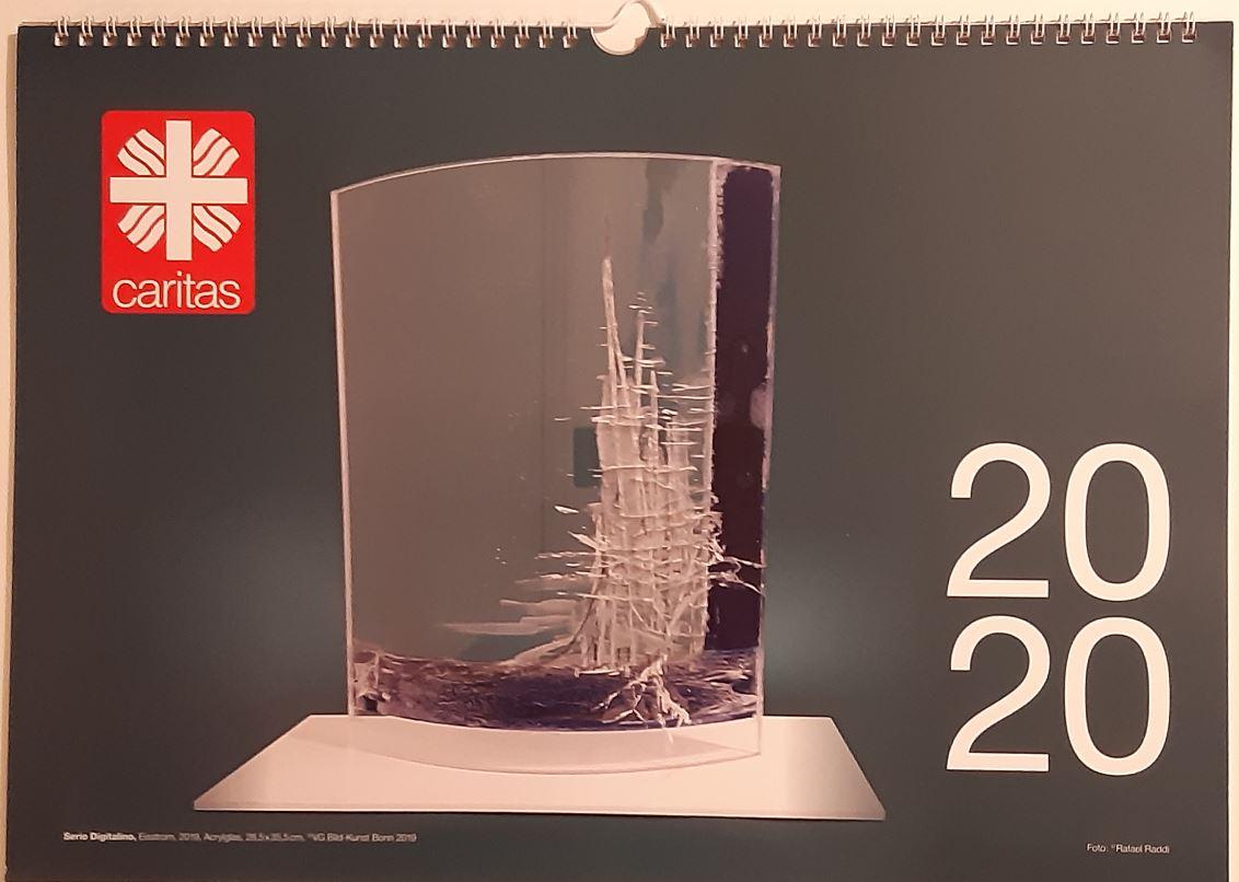 Karitas kalender-Finanzamt-Pfaffenhofen 2020